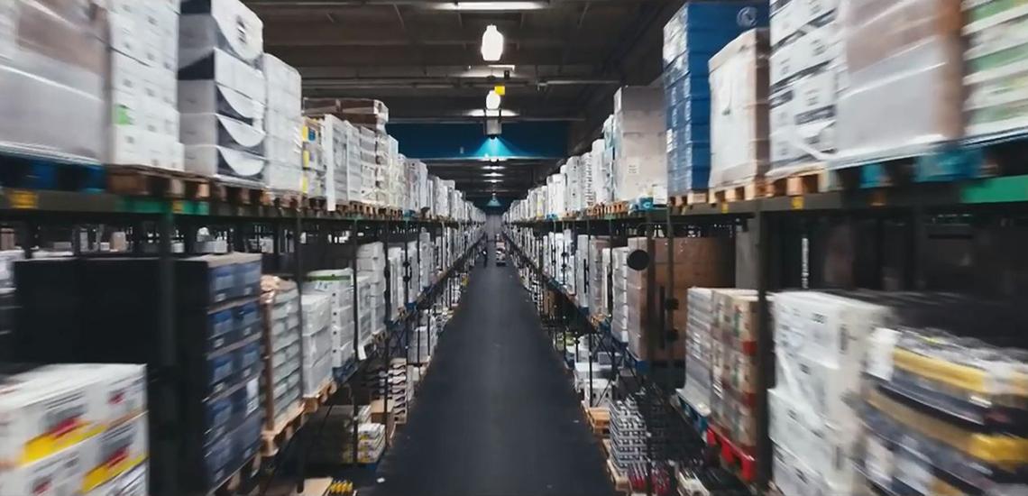 Ferieafløser Odense Distributionscenter 2019