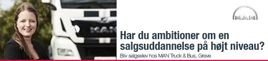 MAN Truck & Bus Danmark A/S