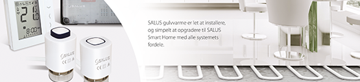 Salus Nordic A/S