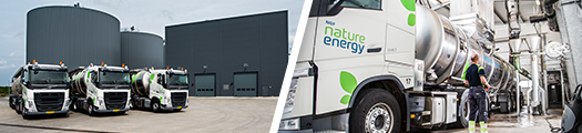 Nature Energy Biogas A/S