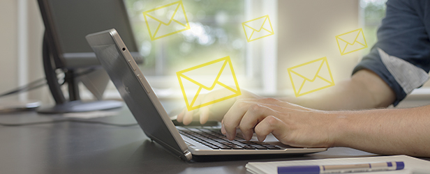 Du sender for mange e-mails - send en video i stedet
