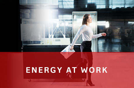 Energy at work - DONG Energy