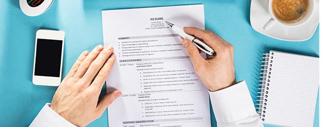 Dersom din CV ikke er interessant, er det 50/50 sjanse for at din søknad blir lest