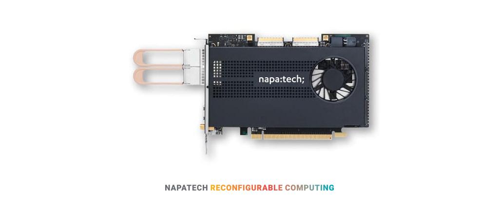 Napatech - nhà cung cấp phần cứng và phần mềm FPGA hàng đầu