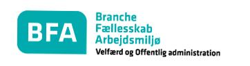 BrancheFællesskabet for Arbejdsmiljø – Velfærd og Offentlig administration