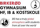 Birkerød Gymnasium, HF, IB & Kostskole