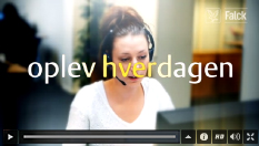 Falck jobvideo
