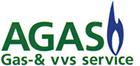 Agas Gas & VVS Service ApS
