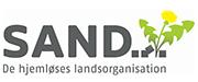 Sand - De Hjemløses Landsorganisation