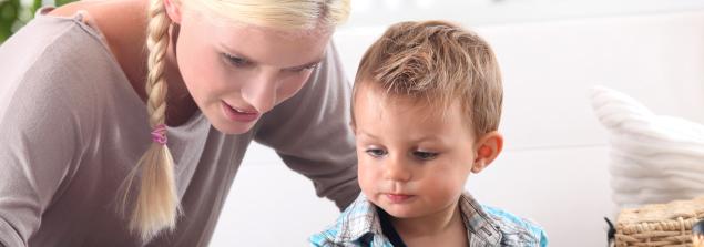 børnepasser job
