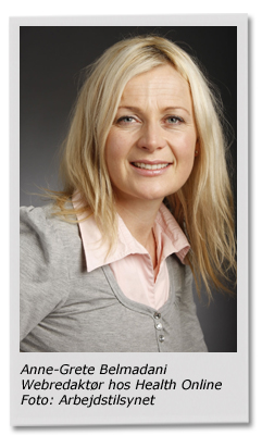 Anne-Grete Belmadani